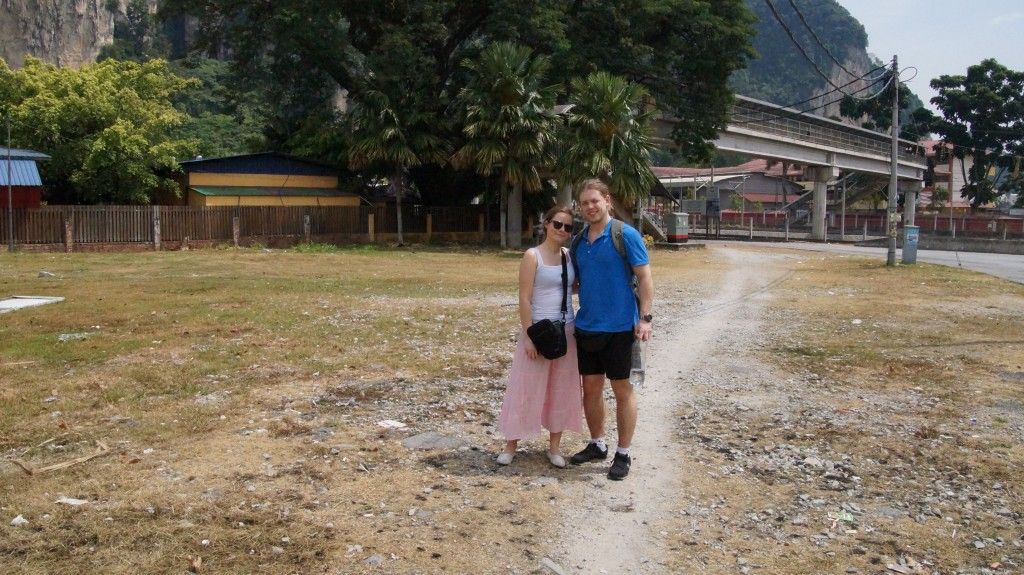 Vi fandt os dog efter et par dage til rette i Paradis. Læs næste blog.